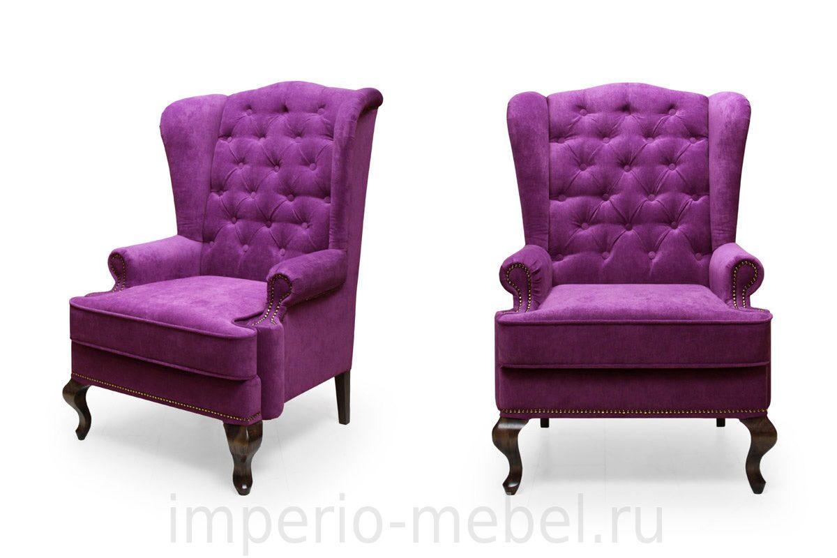 Кресло английское